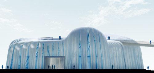GUGGENHEIM MUSEUM di Helsinki