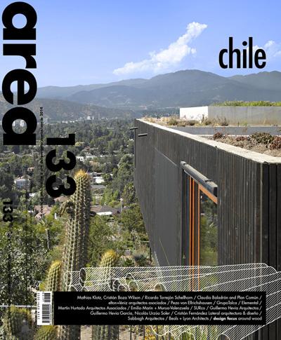 Press coverage for federico delrosso on Area 133 Chile 2014