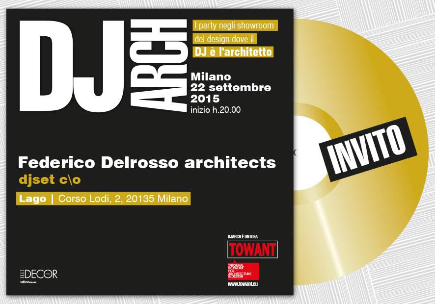 dj arch settembre 2015