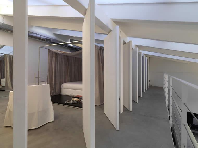 Loft fd a biella federico delrosso architects - Progetto casa biella ...