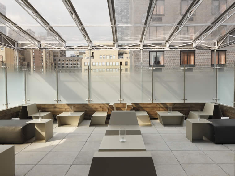 CafèB restaurant by federico delrosso architects