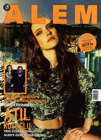 Alem magazine turchia