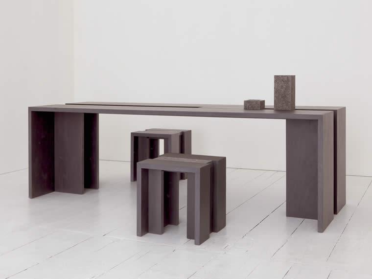 Moebius collection tavolo