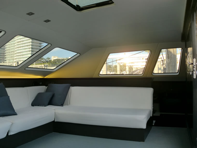 zero yacht by federico delrosso