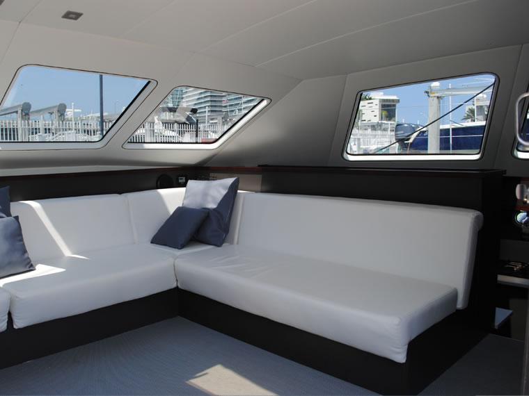 zero yacht di federico delrosso