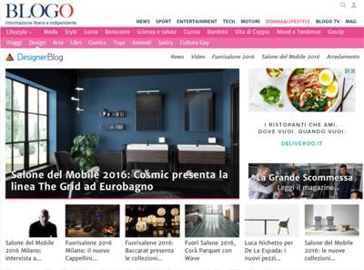 Federico Delrosso su Designerblog 22-04-2016