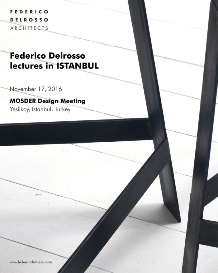 federico delrosso mosder design meeting