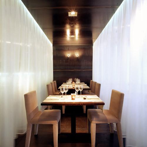 bar ristorante Pacific di Montecarlo - Pacific restaurant bar in Montecarlo