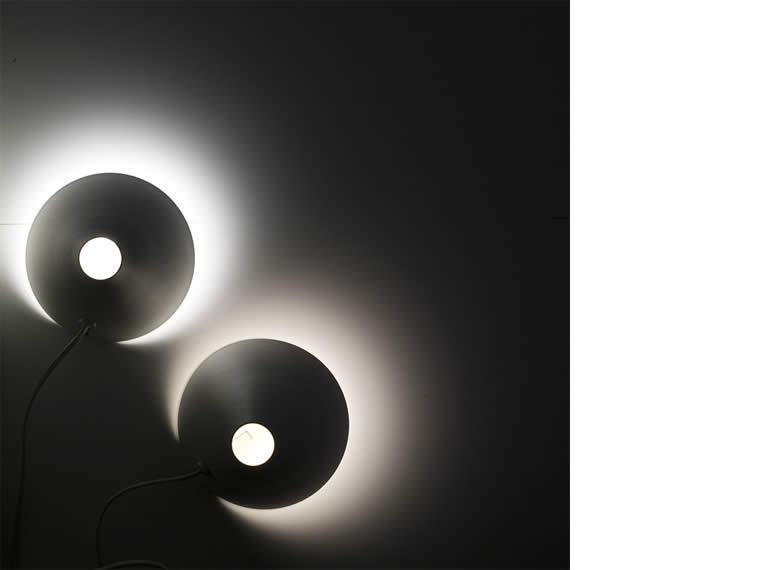 palpebra table lamp for davide groppi