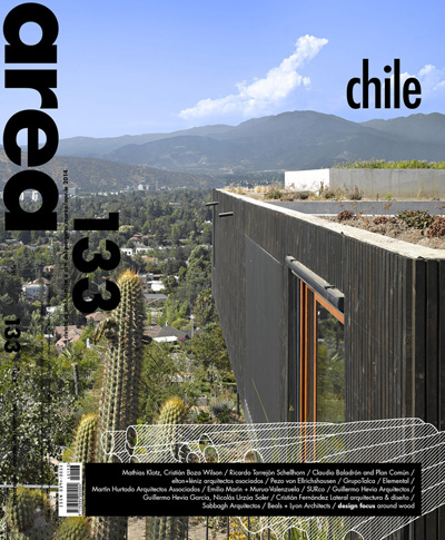 Press coverage for federico delrosso on Area 133 Chile 2014