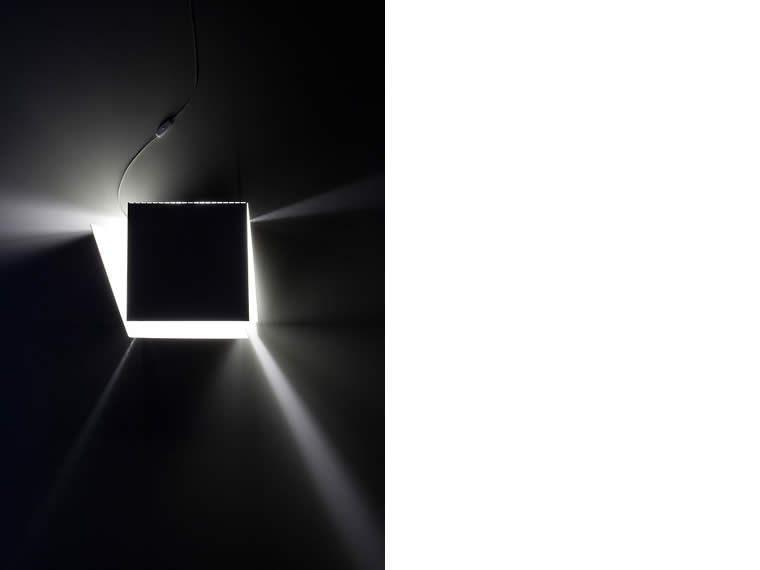 lampada spiragli a luce diffusa