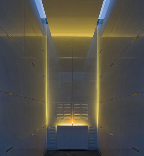 edicola sartori chapel tomba