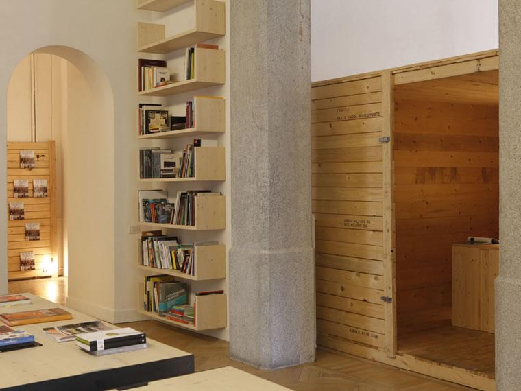 Architetto milano studio federico delrosso architects for Lavoro architetto milano