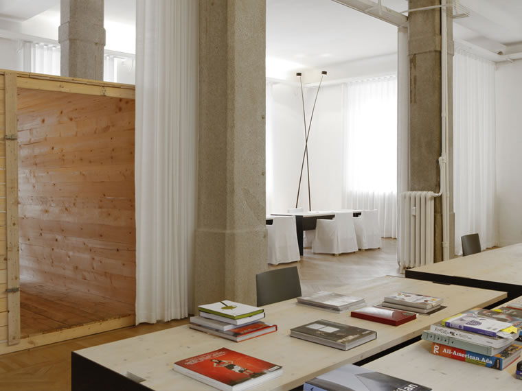 studio federico delrosso architects interni