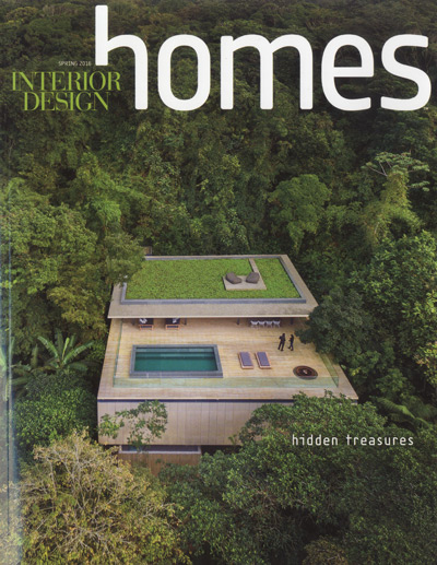 Federico Delrosso on interior design april 2016