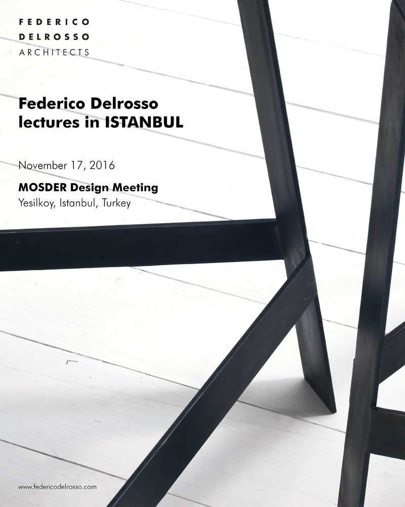 federico delrosso mosder design meeting
