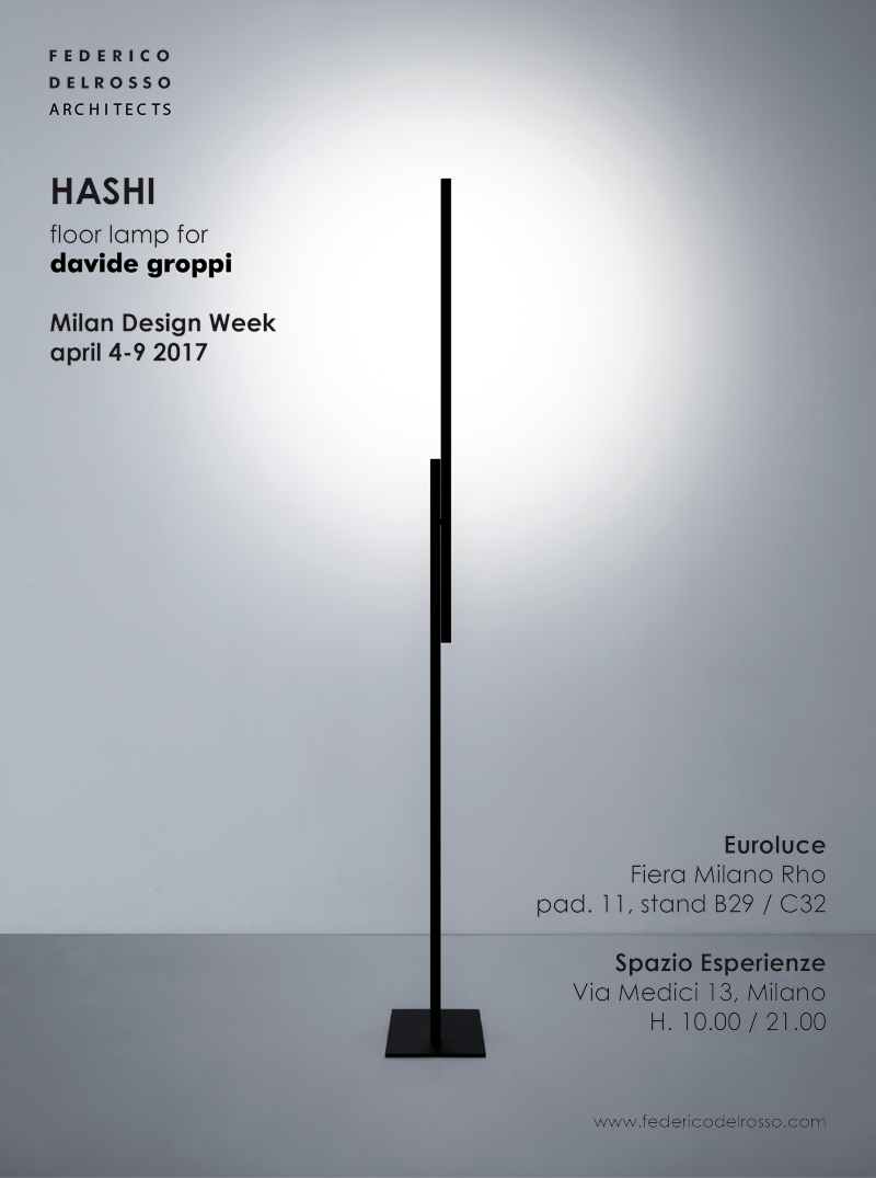 Hashi by Federico Delrosso