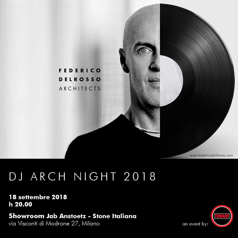 DJ ARCH NIGHT 2018