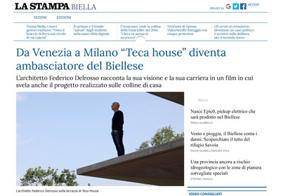La Stampa - Dreaming the Real