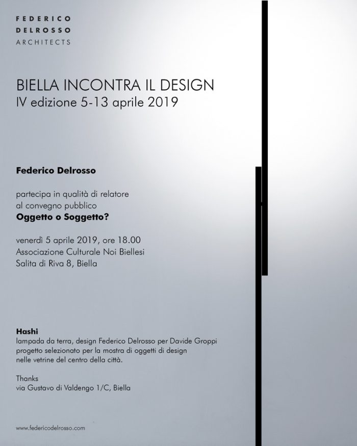 Biella Incontra il Design