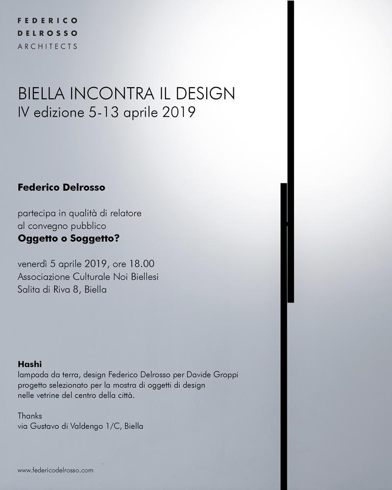 Biella Incontra il Design