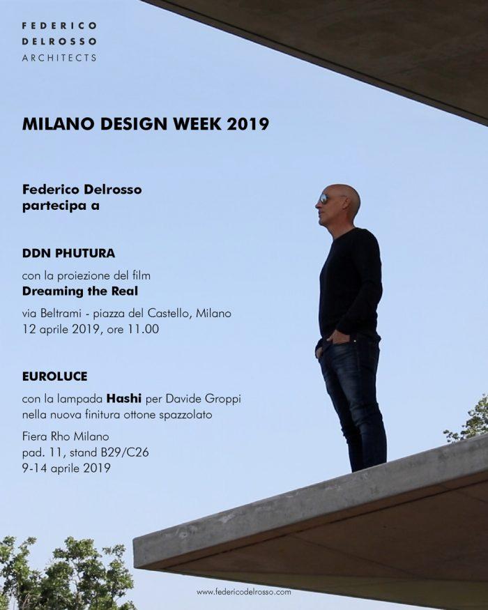 FDA Milano design week 2019