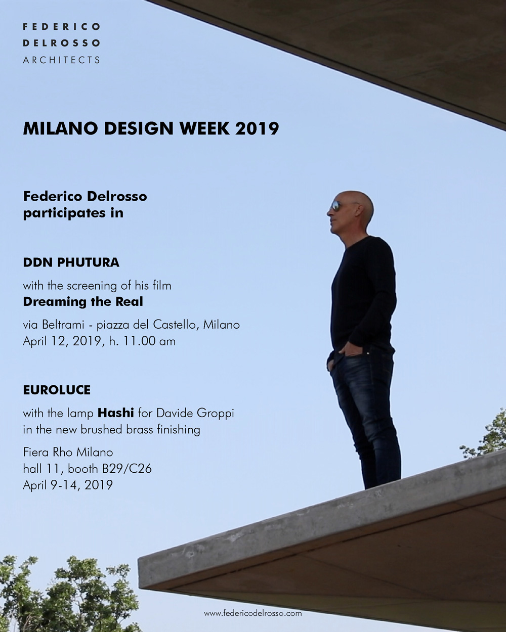 FDA Milano design week 2019
