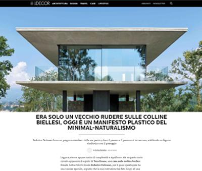 Teca House_Elle Decor_Federico Delrosso