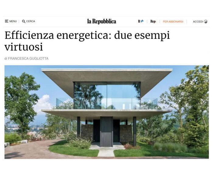 La Repubblica_FDA_Teca House