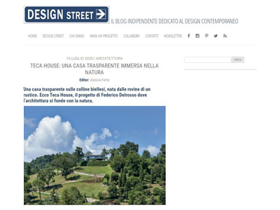 design street_Teca House_fda