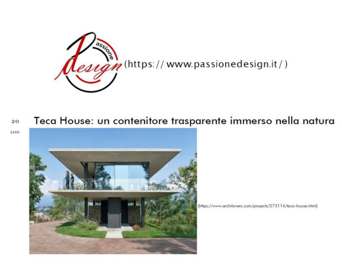 FDA_Teca House_PassionDesign