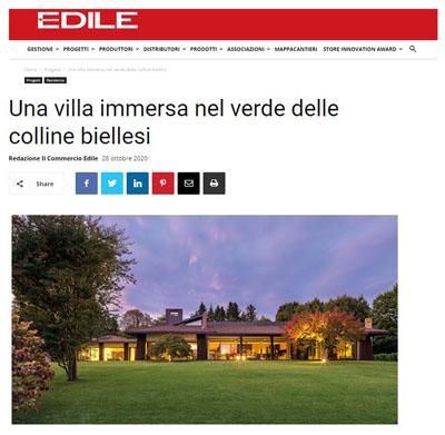 Commercio edile_Villa alce